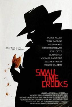 Small Time Crooks, 2000, Woody Allen