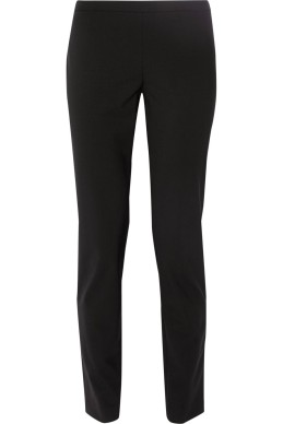High-rise classic wool stretch pants. Theory, $265