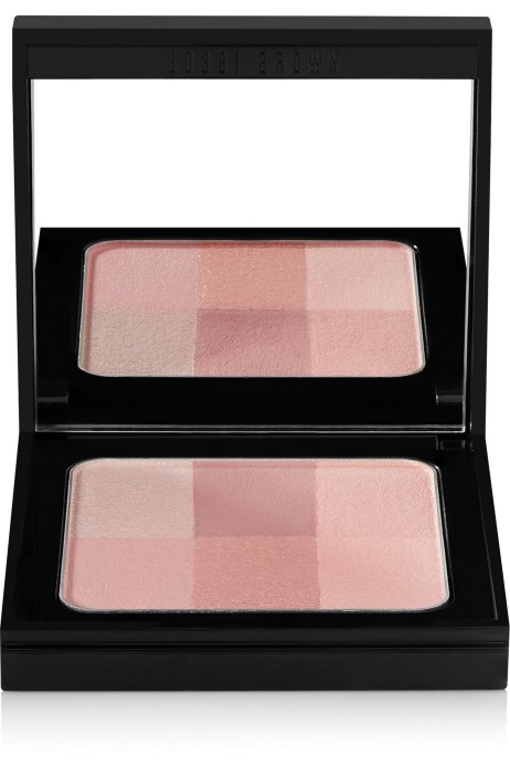 A blush and bronzer set. Bobbi Brown, $46