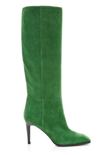 Suede boots. Pierre Hardy, $1,395