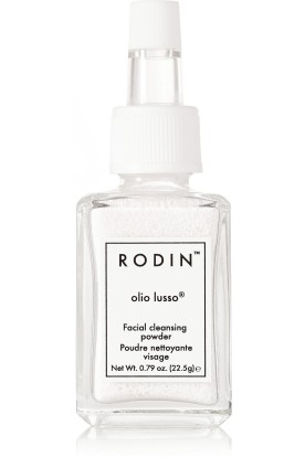 Facial cleansing powder. Rodin, $66