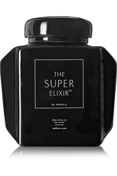 A supplement for a luminous skin. The Super Elixir, $135