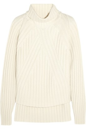 Turtleneck sweater. Agnona, $2,690