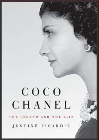 Coco Chanel: The Legend and The Life by Justine Picardie (HarperCollins)