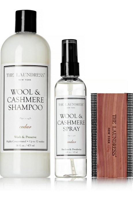 Care set. The Laundress, $47