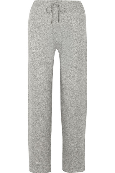 Track pants. The Row, $1,190