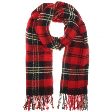 Wool and silk-blend scarf. Étoile Isabel Marant, $116