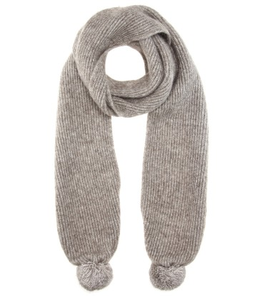 Knitted scarf. Stella McCartney, $313