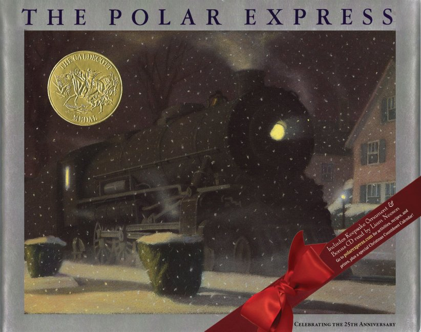 The Polar Express, Chris Van Allsburg (1985)