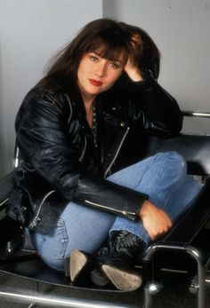 Brenda Walsh (Shannen Doherty), Beverly Hills, 90210 (1990-2000)