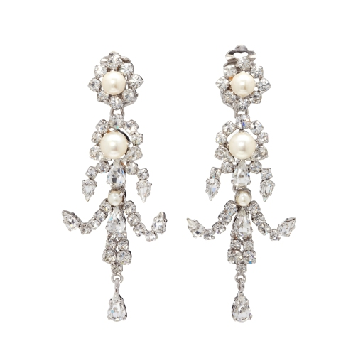 Dior chandelier earrings, £295 at Passionate About Vintage boutique in London
