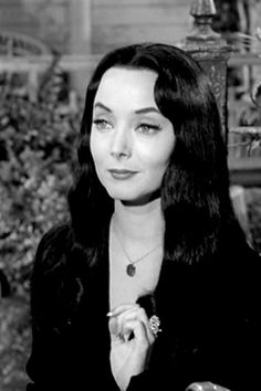 Morticia Addams (Carolyn Jones), The Addams Family (1964-1966)