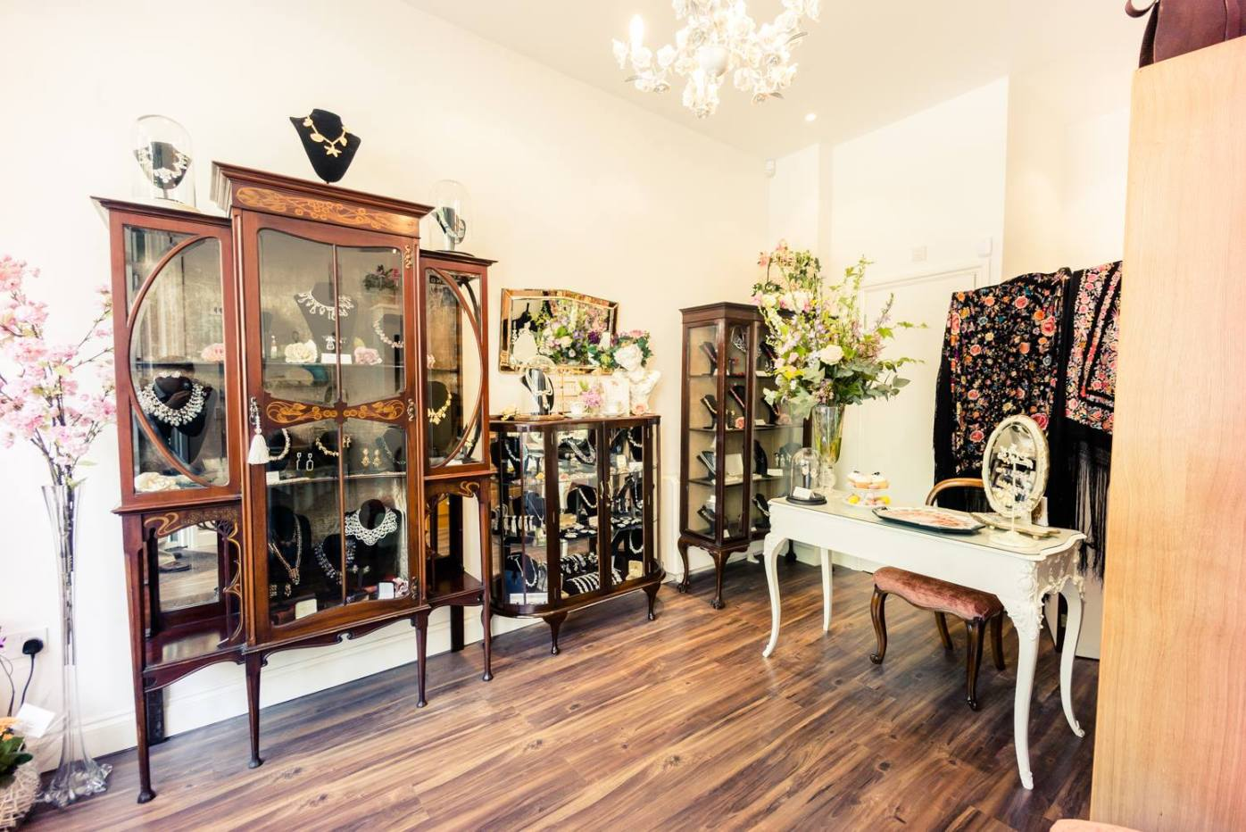 Passionate About Vintage boutique in London