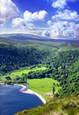 Wicklow Mountains, Ireland ph. In Fashion Daily