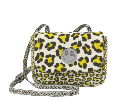 Happy Mini Bag happy yellow mix, Hill and Friends FW 16-17