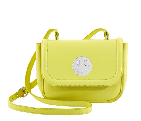 Happy Mini Bag happy yellow, Hill and Friends FW 16-17