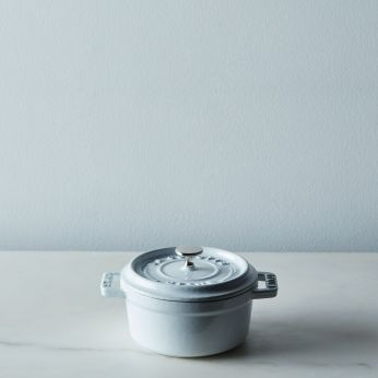 Staub mini round cocotte, Zwilling J.A. Henckels ($74)