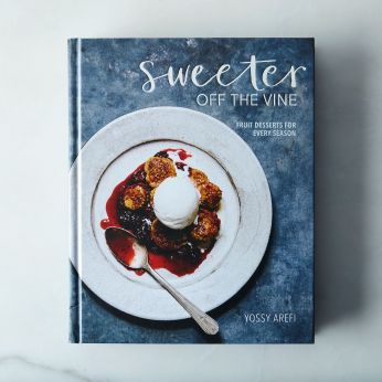 Sweeter of the Vine, fruit desserts for every season (signed copy), Random House ($24)
