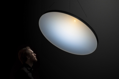 Blue Sky Lamp, 2014. Ph by Studio Chris Kabel