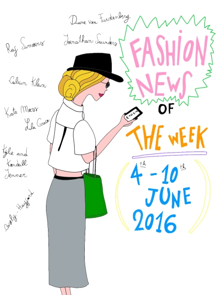 Fashion news of the week (4th - 10th June 2016), Style Behind