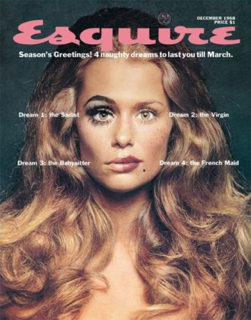Lauren Hutton http://www.esquire.com
