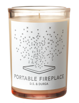 Portable fireplace, D.S. & Durga €58,17